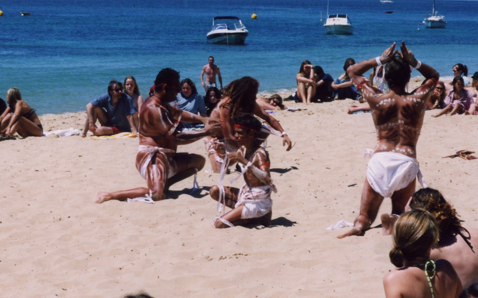 Bunnerong tribe 2004 at Portsea